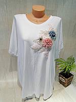 Женская блуза, 58/60 рр.,  № 132389