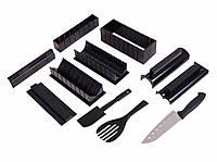 Набор для приготовления суши-роллов Мидори Черный