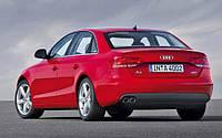 """Audi A4 Sd (B8/8K) 2008-2011;2012 дефлекторы окон """"Cobra Tuning"""""""