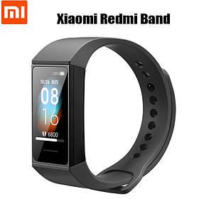 Фитнес браслет, фитнес-трекер Xiaomi Redmi Band Black (HMSH01GE)  ОРИГИНАЛ НОВИНКА!