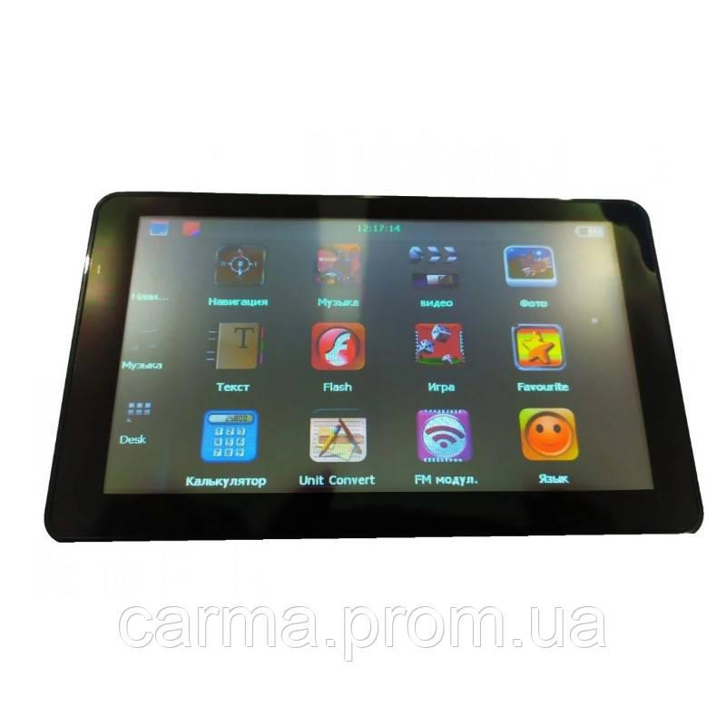 GPS Навигатор - 7'' G711 Черный