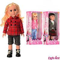 """Лялька """"Defa"""" 45см, 3 види 5501"""