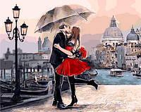 Картина по номерам Идеальное свидание. Худ. Ричард Макнейл, 40x50 см., Mariposa Q1435