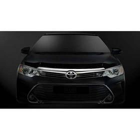 Дефлектор капота мухобойка Тойота Камрі (ХВ50) Toyota Camry (XV50) 11 - SIM