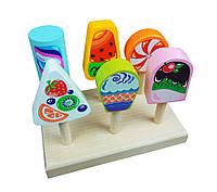 "Детский набор Cubika ""Ice-cream"" 14330"