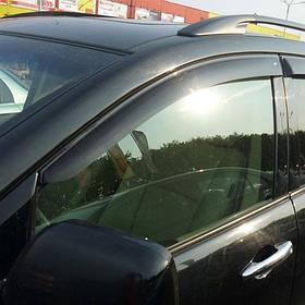 Ветровики дефлекторы окон Subaru Tribeca 05-14 COBRA TUNING (Накладные)