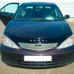 Дефлектор капота мухобойка Тойота Камрі (ХВ30) Toyota Camry (XV30) 01-06 VIP TUNING