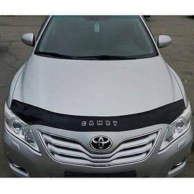 Дефлектор капота мухобойка Тойота Камрі (ХВ40) Toyota Camry (XV40) 06-11 VIP TUNING