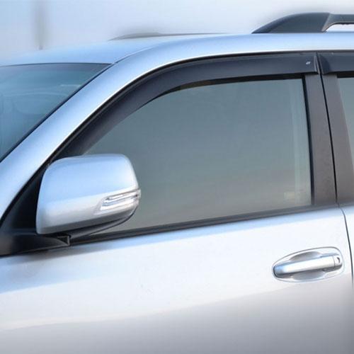 Дефлекторы окон ветровики Тойота Ленд Крузер Прадо Toyota Land Cruiser Prado (150) 09- COBRA TUNING