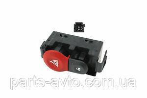 Кнопка аварийной сигнализации Renault Kangoo II 2008-  RENAULT 252105246R