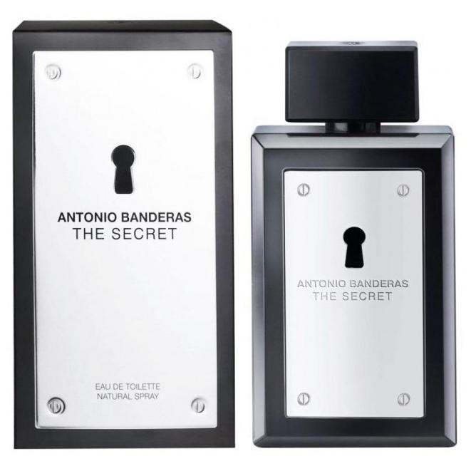 Antonio Banderas The Secret Туалетная вода 100 ml EDT (Антонио Бандерас Секрет Сикрет) Мужской Парфюм Аромат
