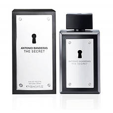 Antonio Banderas The Secret Туалетная вода 100 ml EDT (Антонио Бандерас Секрет Сикрет) Мужской Парфюм Аромат, фото 3