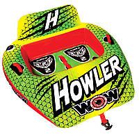 Водный буксируемый аттракцион, плюшка WOW 2P Howler
