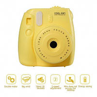 Вентилятор Фотоаппарат, Yellow (123525)
