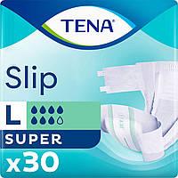 Tena подгузники для взрослых Slip Super Large 92-144 см 30 шт