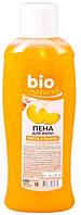 Bio Naturell Пена для ванн Персик и молоко 1 л
