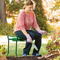 Скамейка-подставка под колени для огорода и дачи (4837)