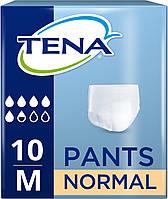 Tena подгузники-трусики для взрослых Pants Normal Medium 10 шт