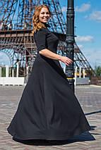Платье в пол для полных   2117 sk, фото 2
