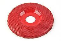 Обдирочный диск SABURRTOOTH 100x22 мм, плоский. Средняя зернистость.