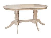 Стол Анжелика V 1500(+330)*900*750 (крем)