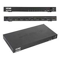 Сплитер HDMI 1x8 + питание 5В