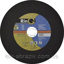 Абразивный отрезной круг по металлу Ring 350 х 3,5 х 25.4