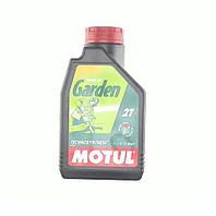 Масло MOTUL 2T HI-TECH (полусинтетика, для садовой техники, API TC) 1л
