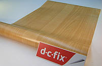 Самоклейка Бук красный 90см х 1м D-C-Fix (Самоклеющаяся пленка), фото 2