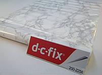 Самоклейка Серый мрамор 45см х 1м D-C-Fix (Самоклеющаяся пленка), фото 2
