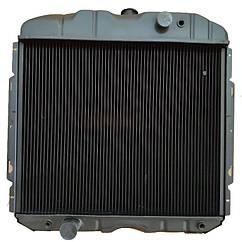 Радиатор для ГАЗ 53 медный 3 рядный пр-во Иран Радиатор