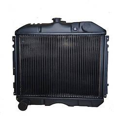 Радиатор для ГАЗ 24 Волга 2410, 31029 медный 2-х рядный пр-во Иран