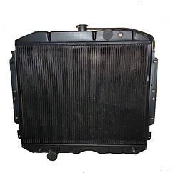 Радиатор ГАЗ 3309, 3307 медный 3 рядный пр-во Иран Радиатор