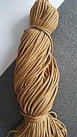 Полиэфирный шнур с сердечником 5мм №10 Песок