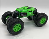 Машина перевертыш на радиоуправлении Dance Monster Car RQ-2028 2 цвета, фото 4