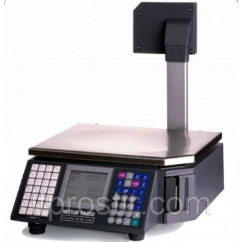Весы с печатью этикетки Mettler Toledo Tiger 3600