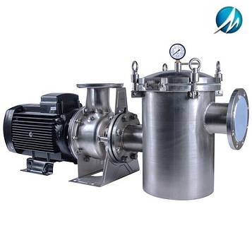 Насос AquaViva LX SCA80-65-125/9.2T (380В, 130 м³/ч, 12.5НР)