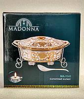 Мармит керамический Bohmann  Madonna MA 11412,2 л, фото 4