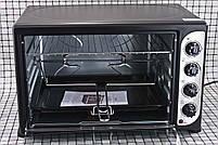 Духовка Turbo TV-2600W 49 л, фото 3