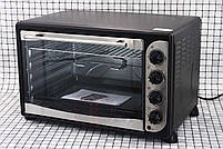 Духовка Turbo TV-2600W 49 л, фото 6