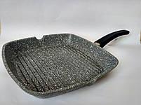 Сковорода гриль Bohmann BH 1002-24 MRB, фото 2