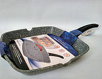 Сковорода гриль Bohmann BH 1002-24 MRB, фото 3
