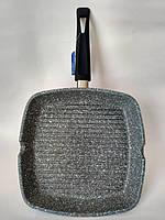 Сковорода гриль Bohmann BH 1002-24 MRB, фото 4