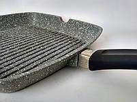 Сковорода гриль Bohmann BH 1002-24 MRB, фото 5