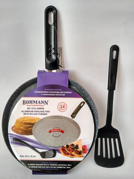 Сковорода-блинная Bohmann BH 1010-24 MRB