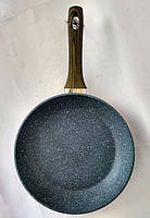 Сковорода из литого алюминия Bohmann BH 1006-24 MRB, фото 3