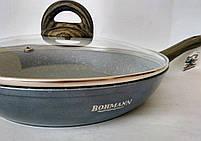 Сковорода из литого алюминия Bohmann BH 1006-24 MRB, фото 4
