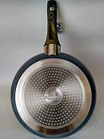 Сковорода из литого алюминия Bohmann BH 1006-24 MRB, фото 9
