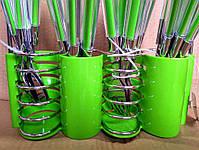 Набор столовых приборов Peterhof PH-22108 A green, фото 5