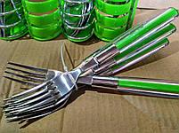 Набор столовых приборов Peterhof PH-22108 A green, фото 6